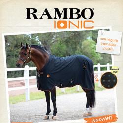 Chemise de box Rambo Ionic Horseware