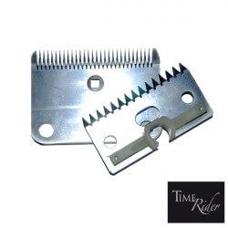 Peigne et contre peigne 3 mm pour tondeuses T10 et T02
