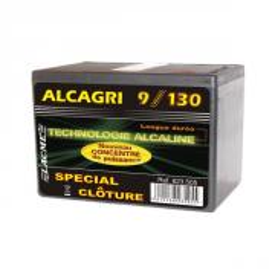 Pile alcaline Alcagri 170 AH