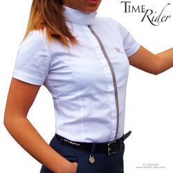 Chemise de concours Wellington TIME Rider - Modèle femme et fillette
