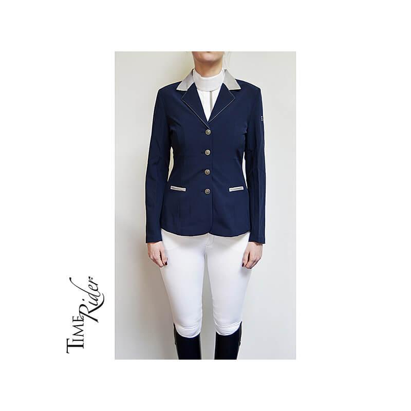 Veste de concours femme bleu marine