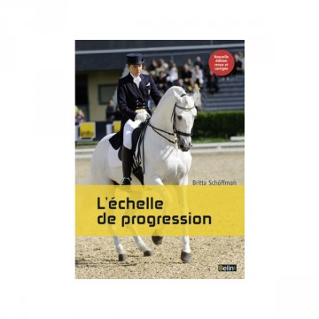 Dressage L'échelle de progression