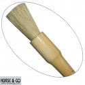 Pinceau bois poils naturel