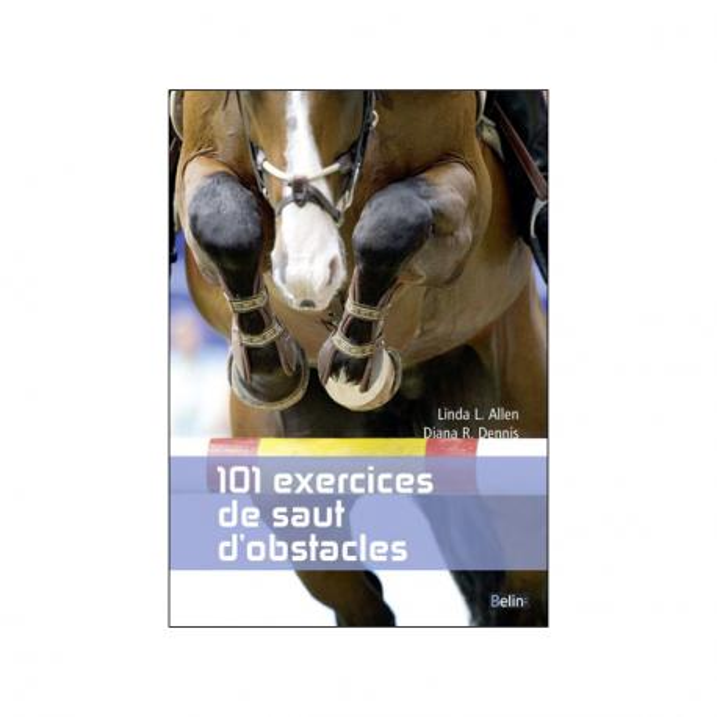 101 exercices de saut d'obstacles