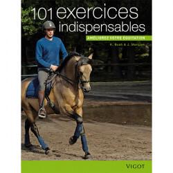 101 exercices  d'équitation indispensables