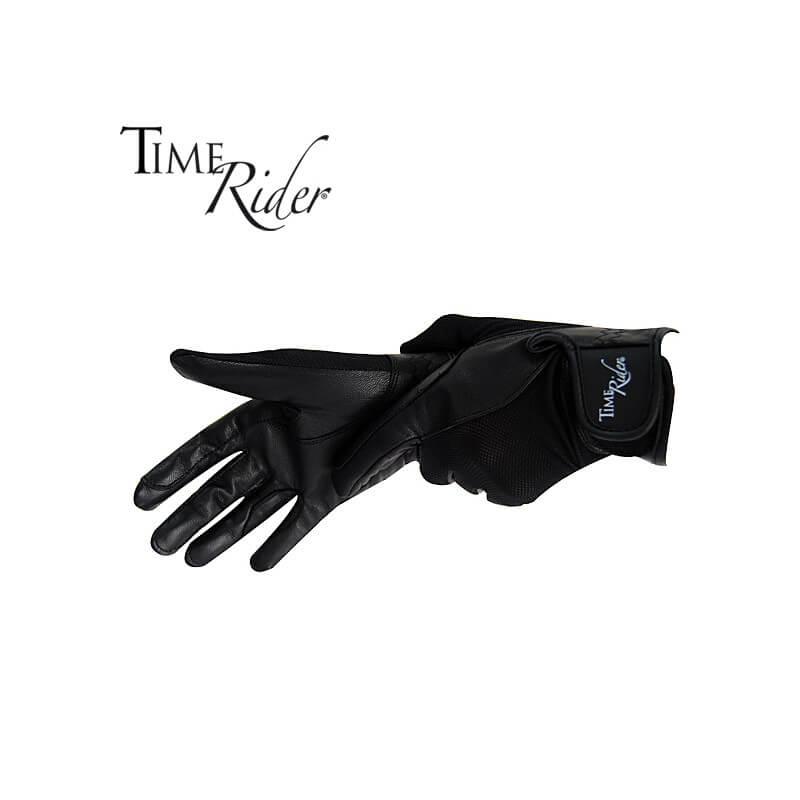 Gants cuir TIME Rider TRg 01