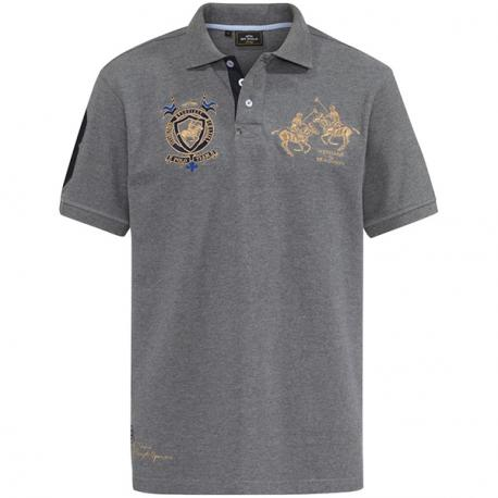 Polo Heckman Happy Valley - Modèle homme