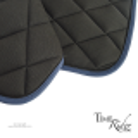 Tapis TIME Rider Sport noir Dressage
